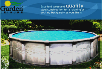 Pool Spa Usa Garden Leisure Above Ground Swimming Pools