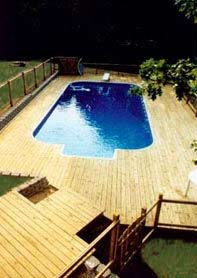Pool Spa Usa Hydra In Ground Swimming Pools