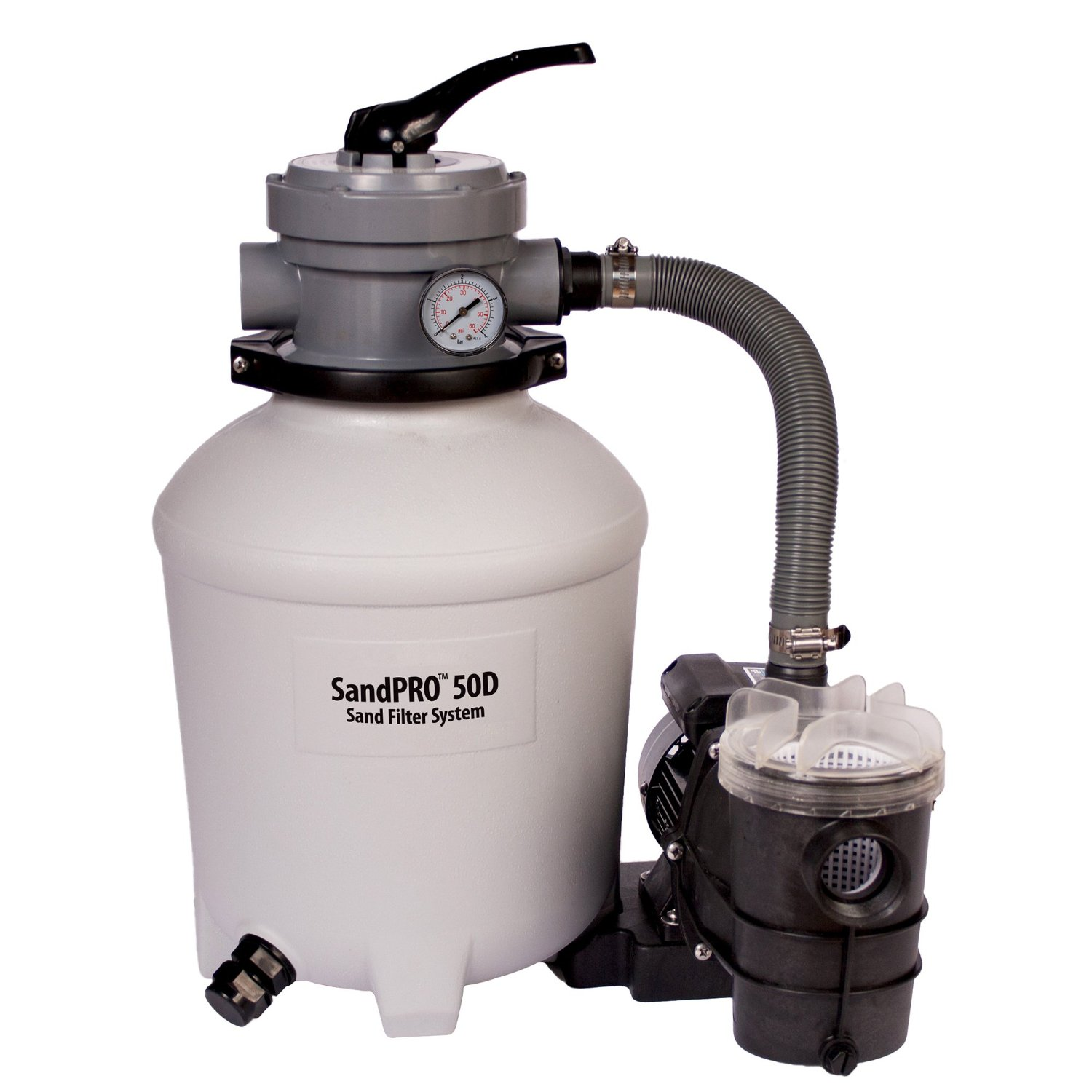 Sand Pro 50d Sand Filter System Pump Pump Systems For