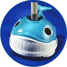 Pool Spa Usa Wanda The Whale Automatic Pool Cleaner By