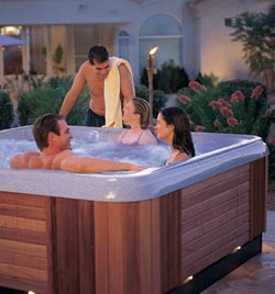 POOL SPA USA Garden Leisure Spa Introduction