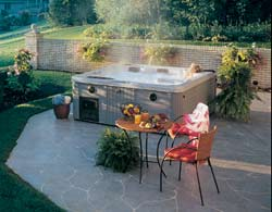 POOL SPA USA Garden Leisure Spas Quality
